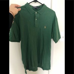 used men's polo